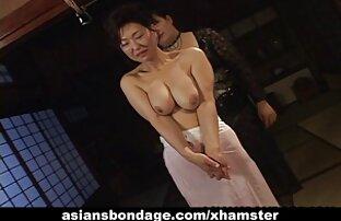 سینه کلان, آسیایی, گاییدن دسته جمعی دانلود کلیپ سکسی کم حجم برای گوشی توسط شهوت مردان