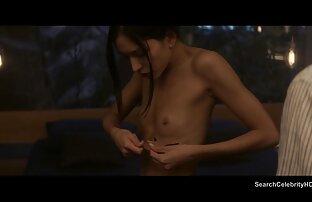 داغ دختر, پرشور جینا عاج می شود توسط یک مرد فیلم های کم حجم سکسی بالغ