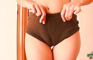 زیبا و دلفریب, دانشجو, جوراب دانلود کلیپ سکس خارجی کم حجم ساق بلند